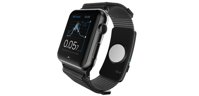 BACtrack te permite analizar tu alcoholemia con tu Apple Watch
