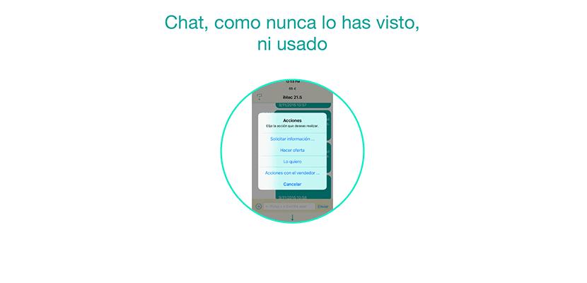 Chat Marketpple