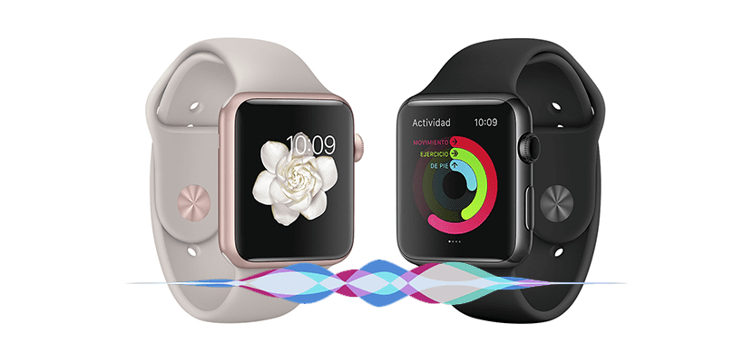 Siri (SiriKit) en el Apple Watch