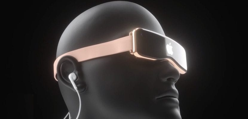 Apple lanzará gafas de realidad aumentada junto a Carl Zeiss - Concepto