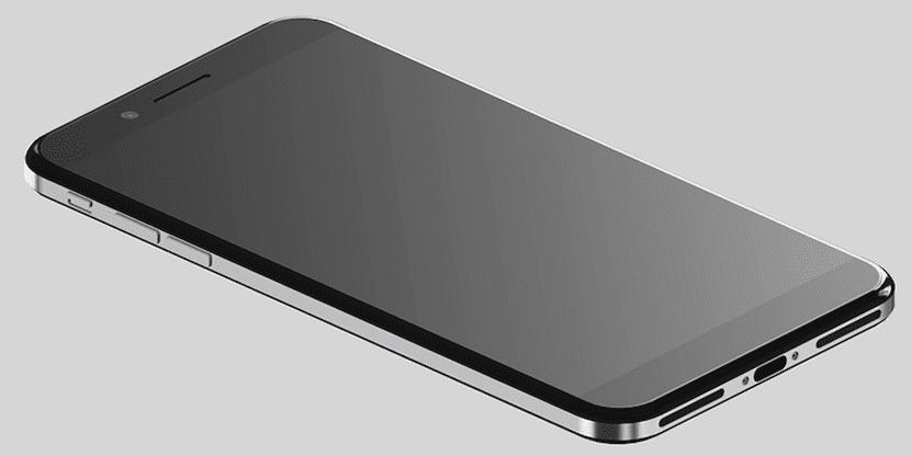 ¿Es este el iPhone 8 que te gustaría ver?