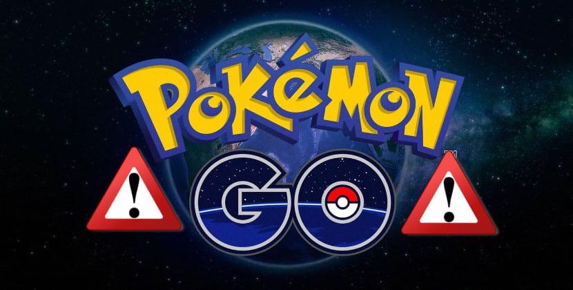 Pokémon GO Peligroso