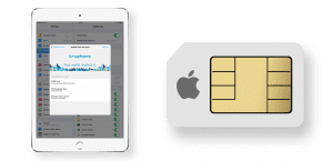 Apple SIM y Truephone
