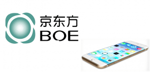 BOE Technology iPhone 8