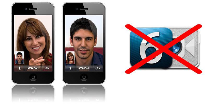 Facetime no funciona en iOS 6