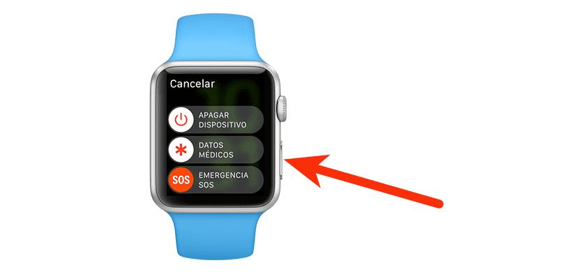 Forzar el cierre de aplicaciones en watchOS