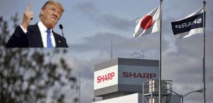 Trump y Sharp