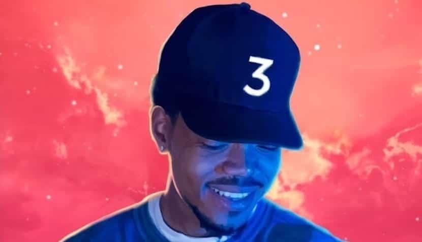 """Apple pagó medio millón de dólares  a Chance the Rapper por la exclusiva de """"Coloring Book"""""""
