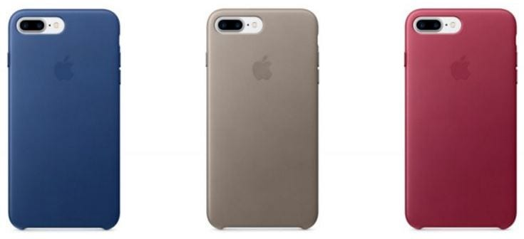 carcasa iphone 7 colores