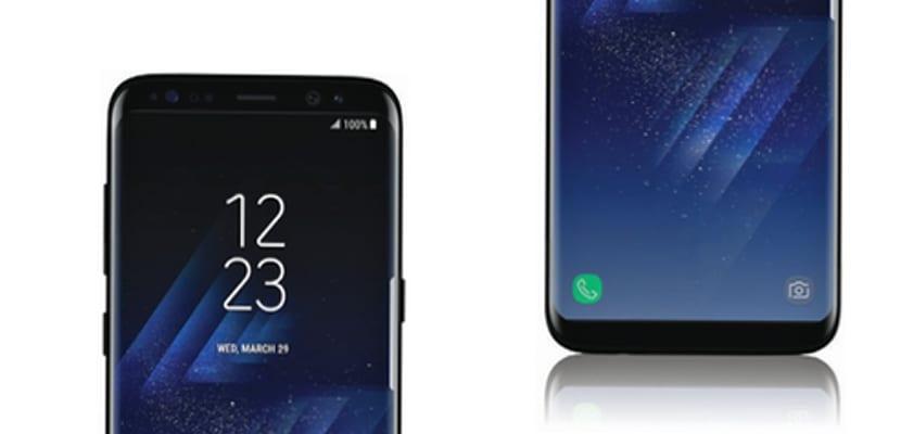 Así es el nuevo Samsung Galaxy S8 y S8+, lo comparamos con el iPhone 7 y 7 Plus