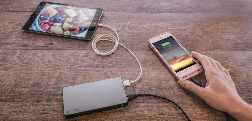 Buscando la bateria externa perfecta para cada ocasión
