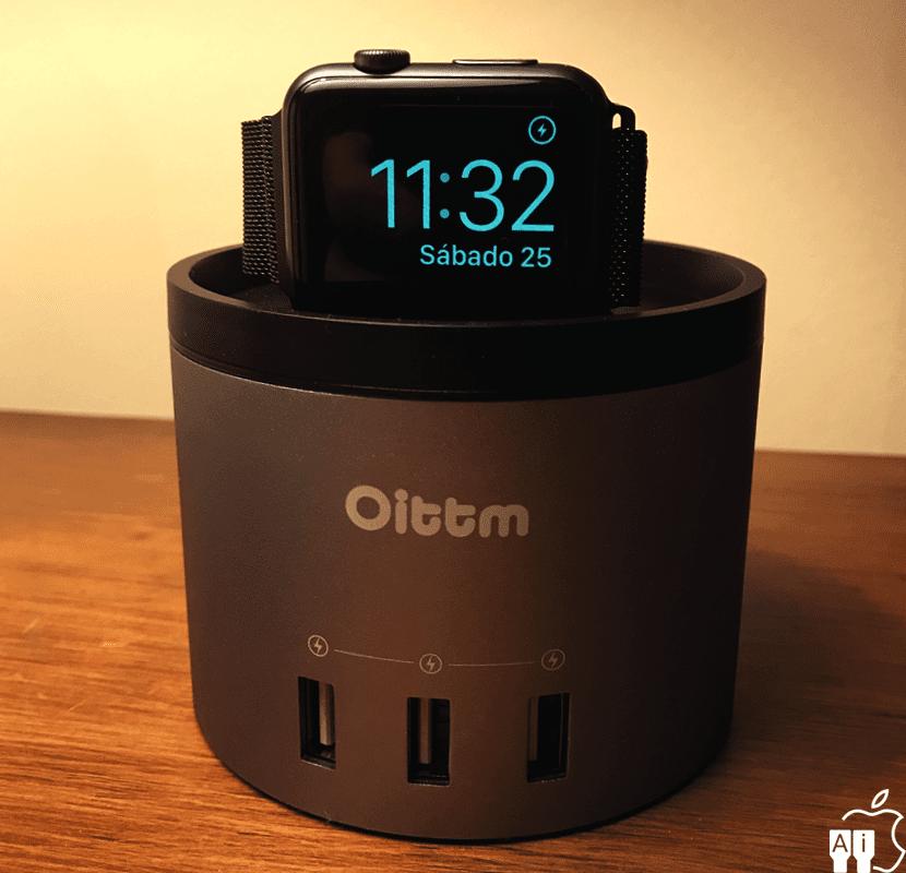 Soporte de carga para Apple Watch de Oittm