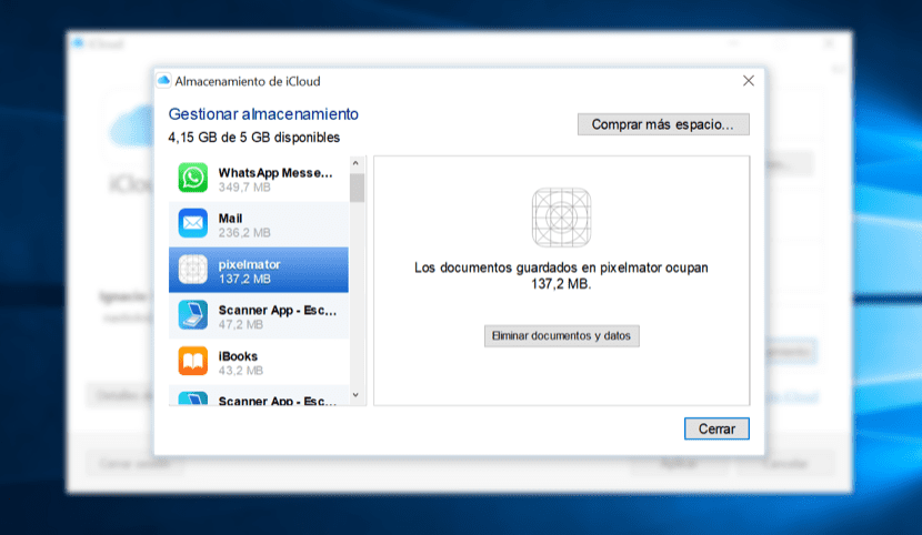 iCloud para Windows - Configurar
