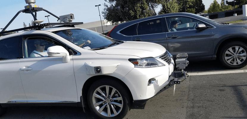 Conducción autónoma de Apple