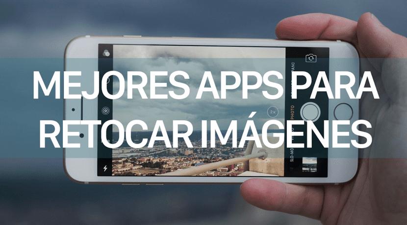 Apps para retocar fotos