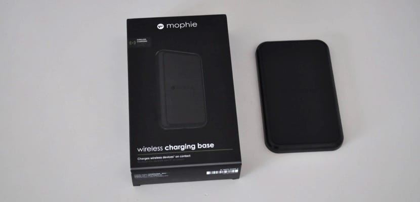 Base de carga inalámbrica Charge Force de Mophie