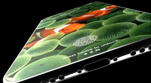 Nuevo concepto del iPhone 8 sin marcos y con Touch ID bajo la pantalla