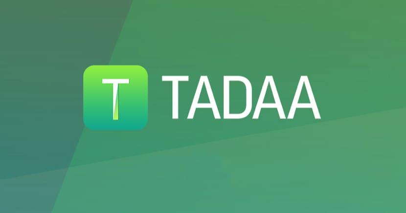 Tadaa app