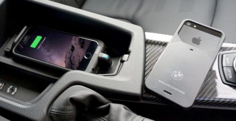 carcasa carga inalambrica iphone 7 plus