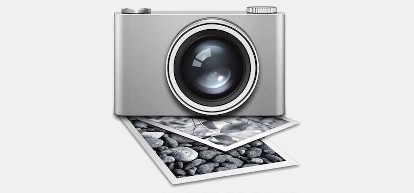 Captura de imagen en Mac
