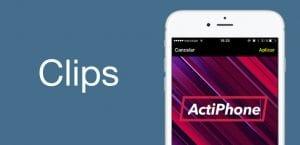 Clips de Apple, la edición sencilla de vídeos en iOS y iPadOS