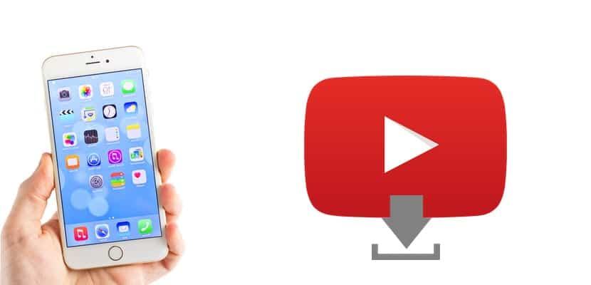 Cómo descargar vídeos de YouTube con el iPhone