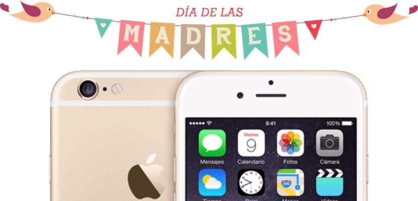 iPhone de regalo - Día de la Madre