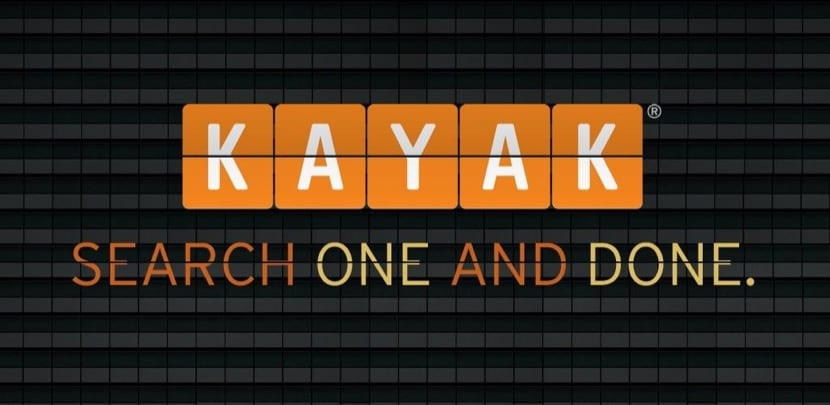 Aplicación Kayak