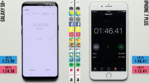 Gestión de memoria RAM: análisis comparativo entre el Galaxy S8+ y el iPhone 7 Plus