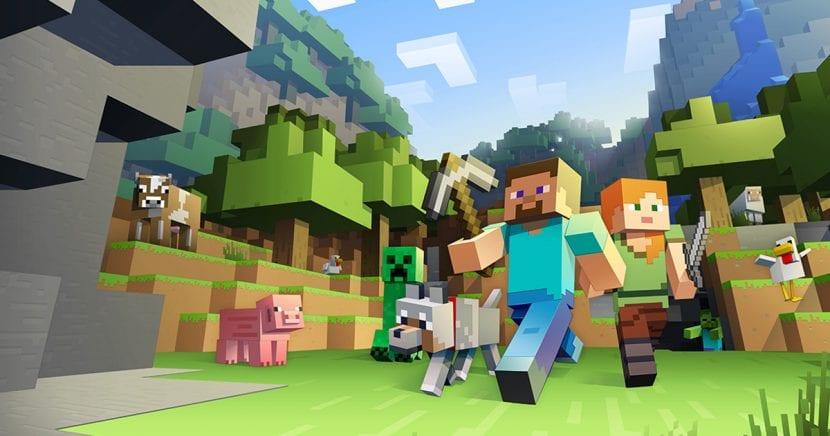 Minecraft Marketplace ya disponible en el juego Minecraft Pocket