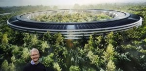 Apple Park video
