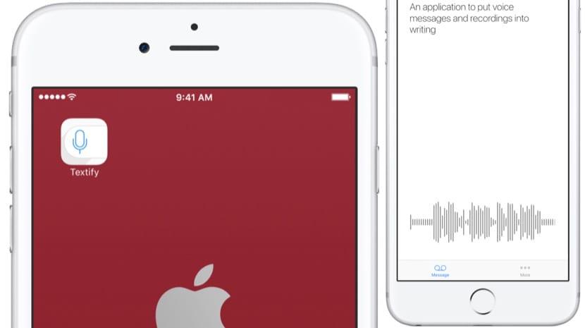 Textify app