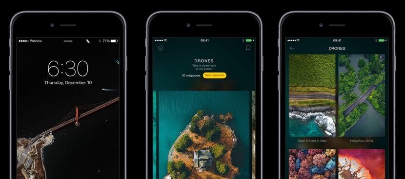 Fondos de pantalla para el iPhone