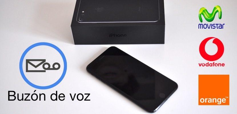 Desactivar buzón de voz en el iPhone