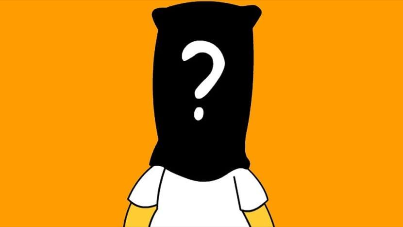"""Homer Simpson como """"señor X"""""""