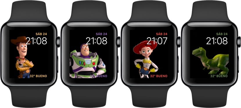 Toy Story Apple Watch