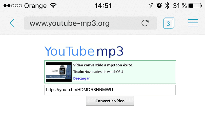descargar youtube mp3 gratis para android