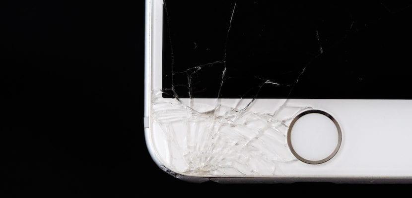 Como evitar la rotura de la pantalla del iPhone