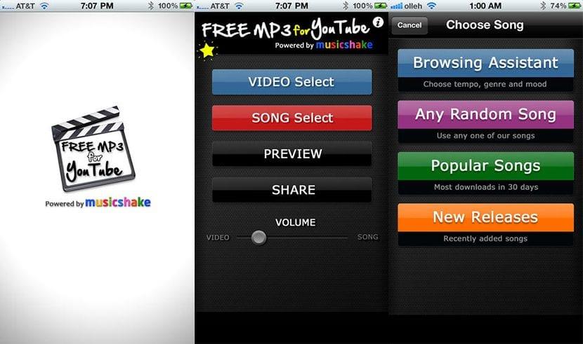 Convierte vídeos de YouTube a MP3 con Free MP3