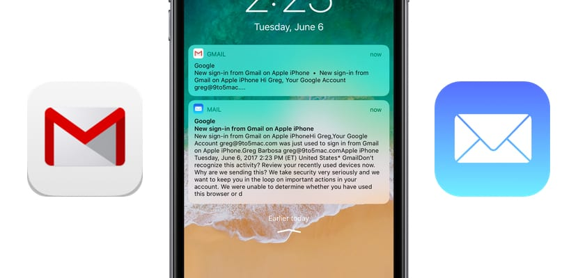 Gmail Push iOS