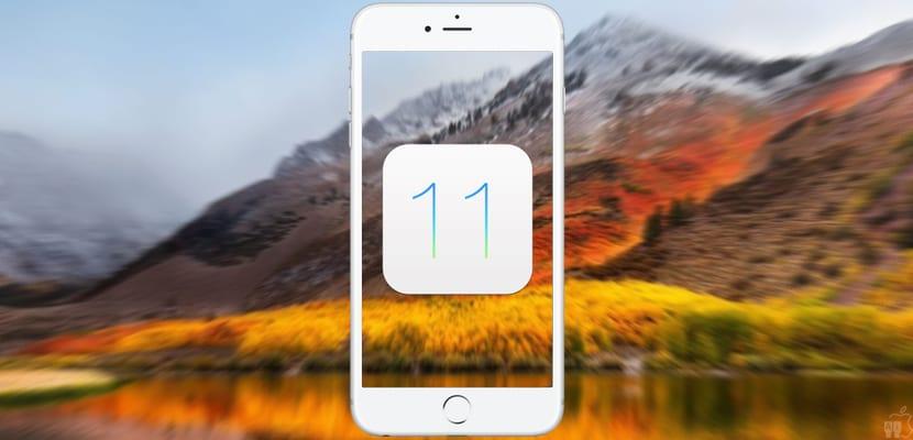 Actualizar a iOS 11