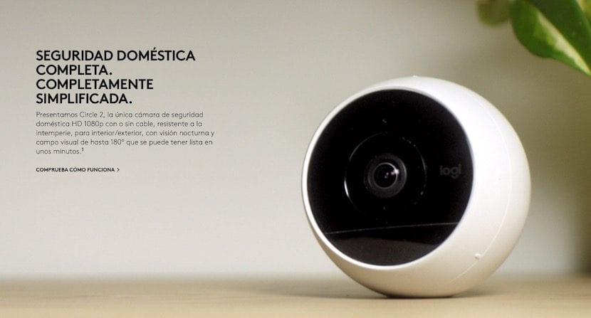 La cámara Circle 2 de Logitech será compatible con Secure Video de HomeKit