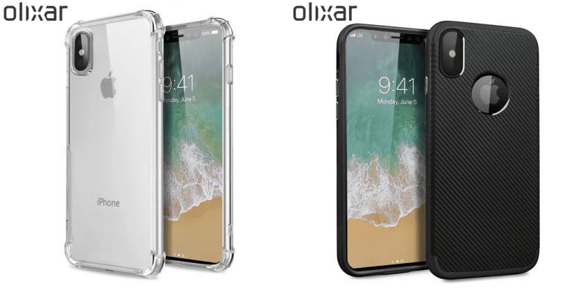 carcasa para iphone 8