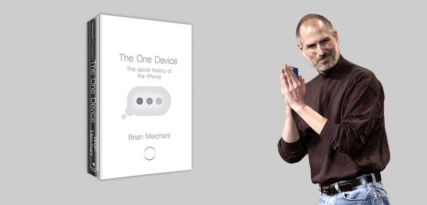 Te One Device: El libro que nos contará la historia secreta del iPhone