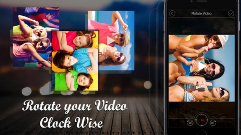 Gira los vídeos de tu iPhone a cualquier ángulo con Video Rotate