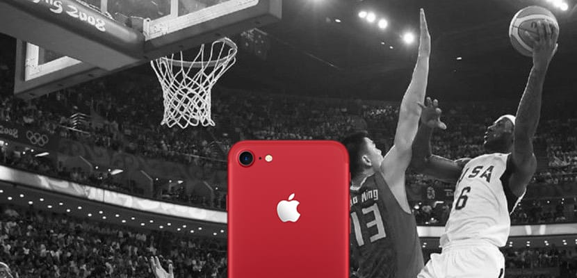 juegos de baloncesto para iOS