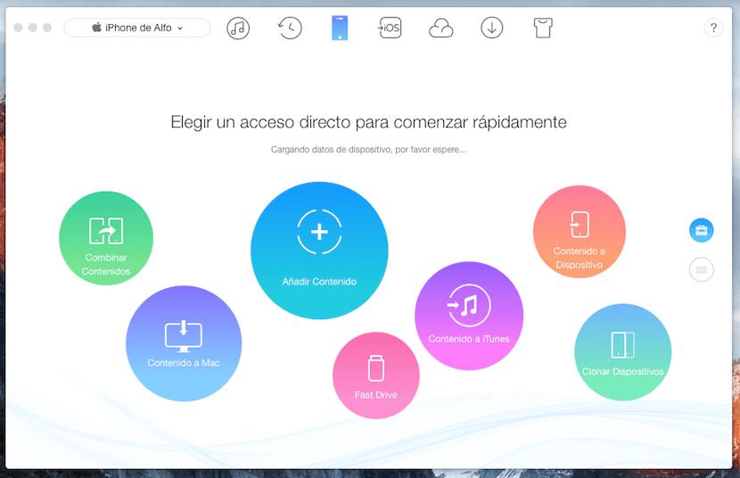 Hacer copia de seguridad con Anytrans antes de actualizar a iOS 11