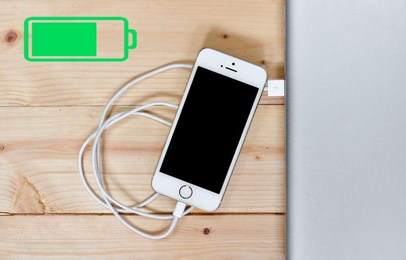 Comprobar el estado de la batería