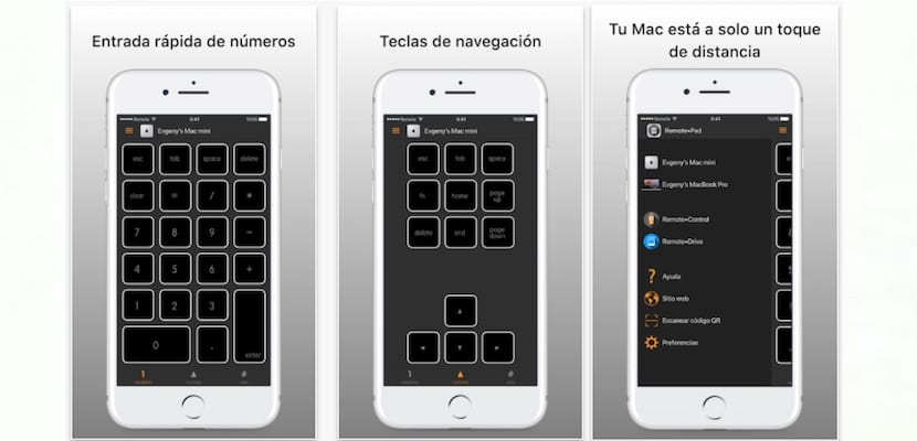 Remote KeyPad for Mac