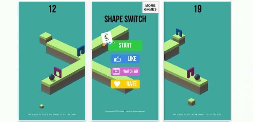 Shape Switch